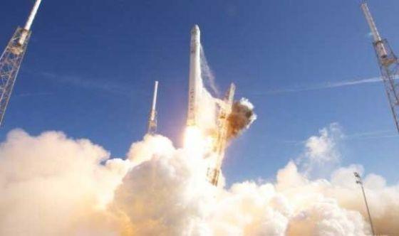 SpaceX公司发射的运载火箭